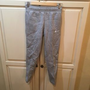 New with tags Boys nike sample sweatpants m